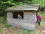 Une cabane pour les enfants