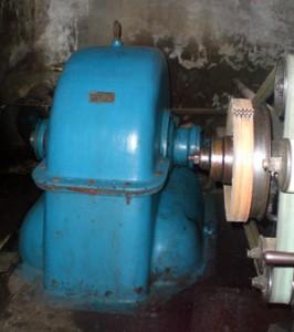 Turbine pelton Negri